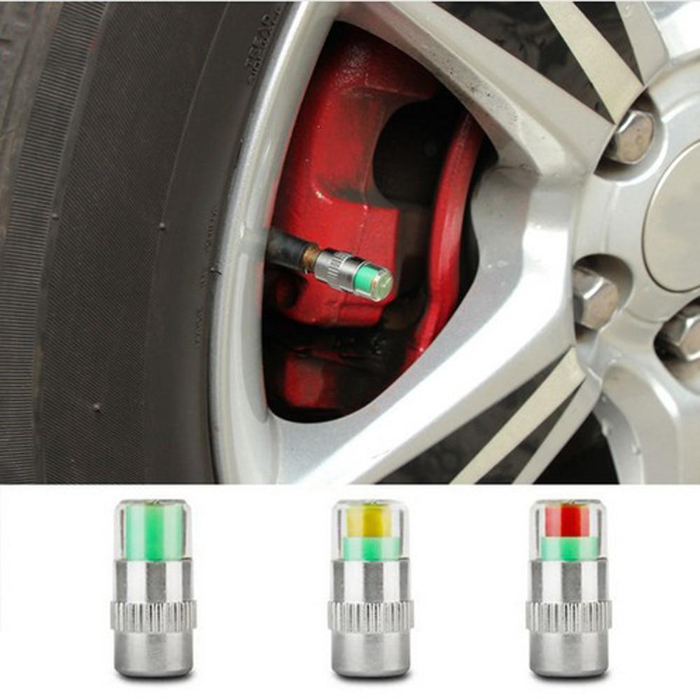Conscientious Car Tire Air Pressure Valve Stem Caps Sensor Indicator For Chevrolet Cruze Trax Aveo Lova Sail Epica Captiva Volt Camaro Cobalt Exterior Accessories Car Stickers