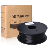 Groothandel ABS/PLA Plastic 3d-printer 1 kg 1.75 MM Levert Filament voor RepRap