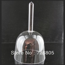 Прозрачный кристалл поющие ручки чаши 5th октавы любой музыкальная нота C# d# E F# g# B C6