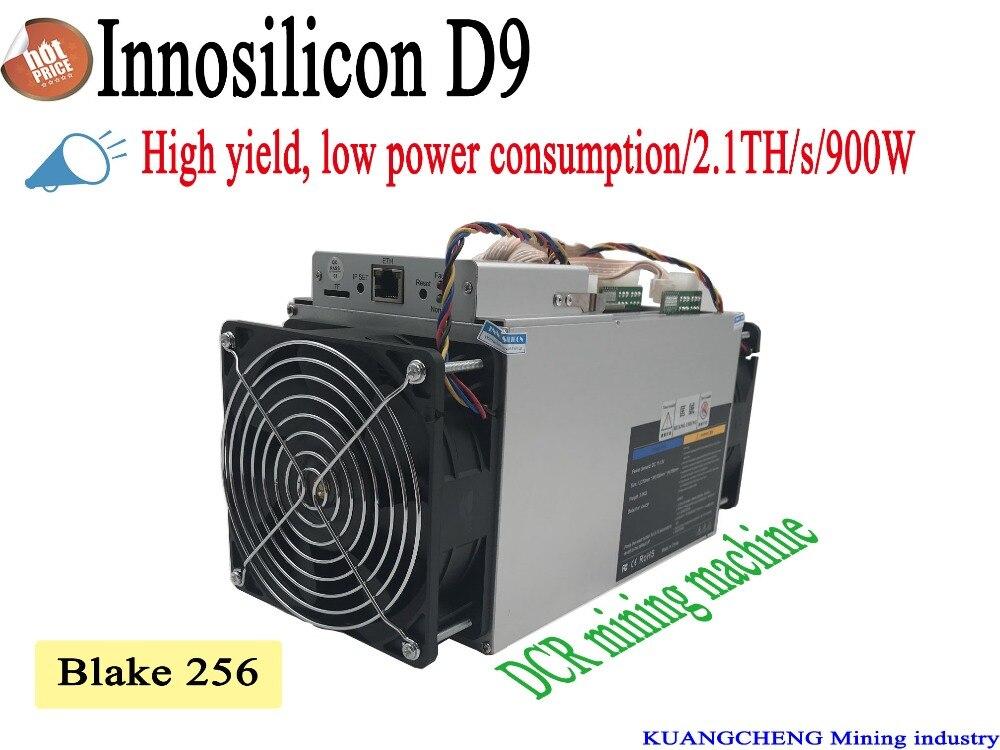 Kvm-switches Neue Innosilicon D9 Decredmaster 2.4th/s 1000 Watt Und Ffminer D18 340gh/s 160 Watt Asic Miner Dcr Miner Besser Als Antminer Z9 Mini S9 Verschiedene Stile
