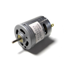 1Piece Retail 360SH DC Motor 6-24V High Speed Strong Magnetic Carbon Brush Motor Nice Quality Low Price