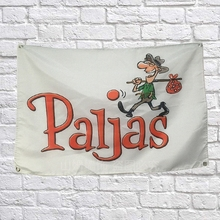 Paijas BEER Poster Banners Bar Cafe Hotel Theme Wall Decor Hanging Art Waterproof Cloth Polyester Fabric Flags Theme Painting
