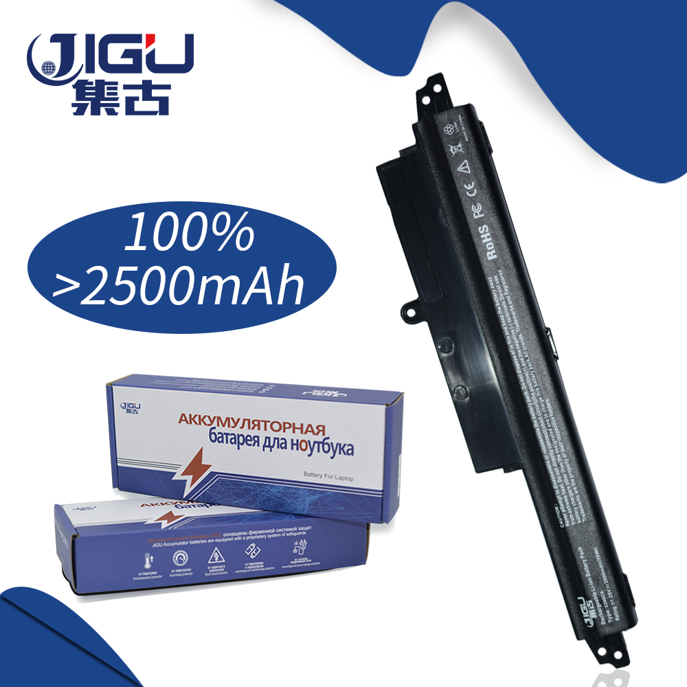 JIGU 2600MAH Laptop Battery A31LMH2 A31N1302 For Asus VivoBook F200CA VivoBook F200M VivoBook F201E-KX063H VivoBook F200MA jigu 2600mah laptop battery a31lmh2 a31n1302 for asus vivobook f200ca vivobook f200m vivobook f201e kx063h vivobook f200ma