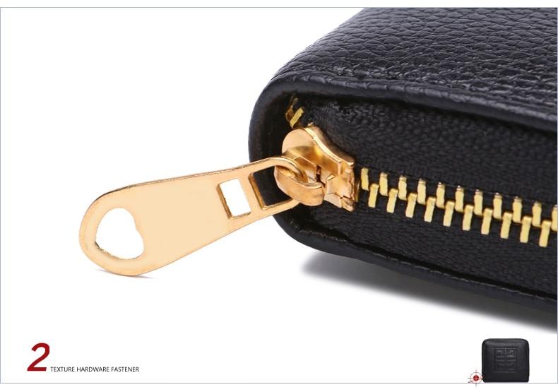 carteiras senhoras bolsa da moeda Estilo : Short Wallet