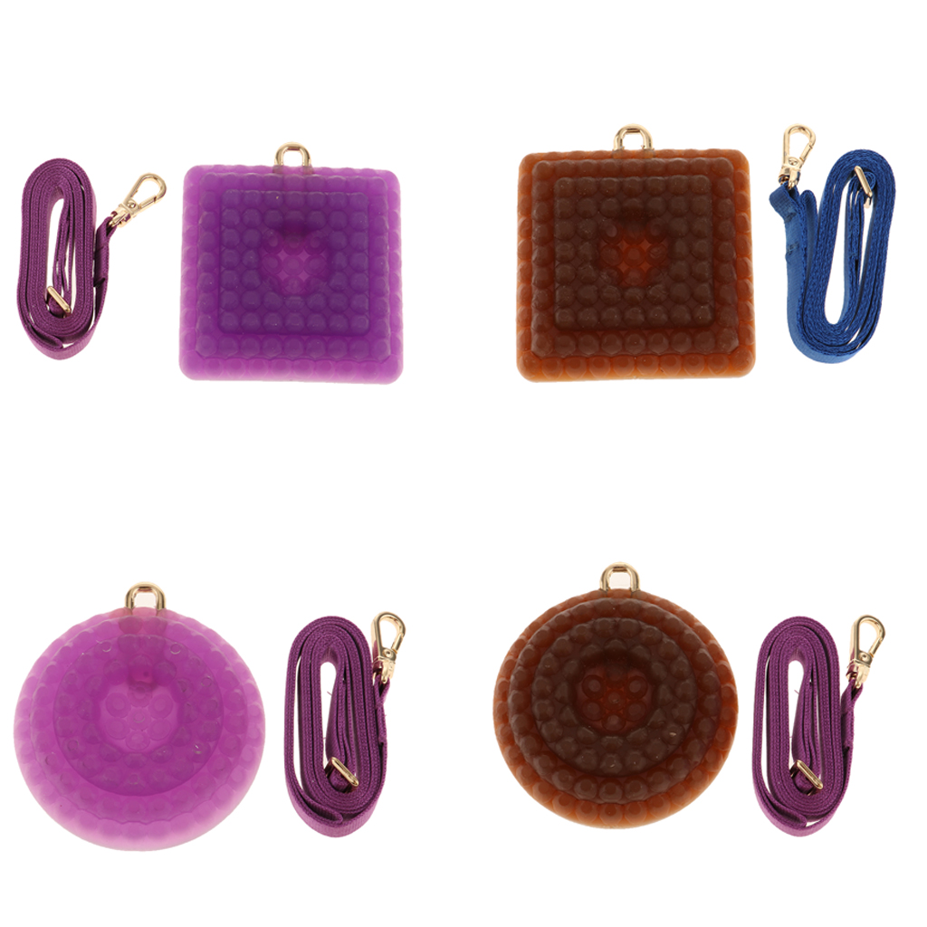 Cello Non-Slip Mat Pads Endpin Anchor Antiskid Silicone Pad Stop Holder with Strap Adjustable Universal