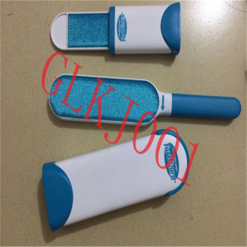 Hot sell Pet Fur Wizard Useful Fur Cleaning Brushes Pet Hair Lint Remover Magic Cloth Fabric Brush Reusable Device