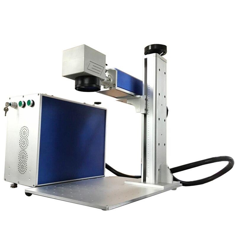 20 w séparant le meilleur fabricant de Laser de Machine de marquage de Laser de Fiber
