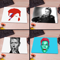 David Bowie Gaming Rectangle Silicon Durable Mouse Pad Computer Mouse Mat