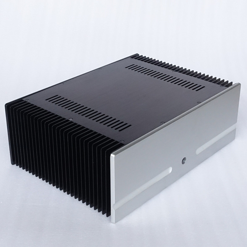 BZ4315B DIY box All aluminum housing AMP chassis case Amplifier     - title=