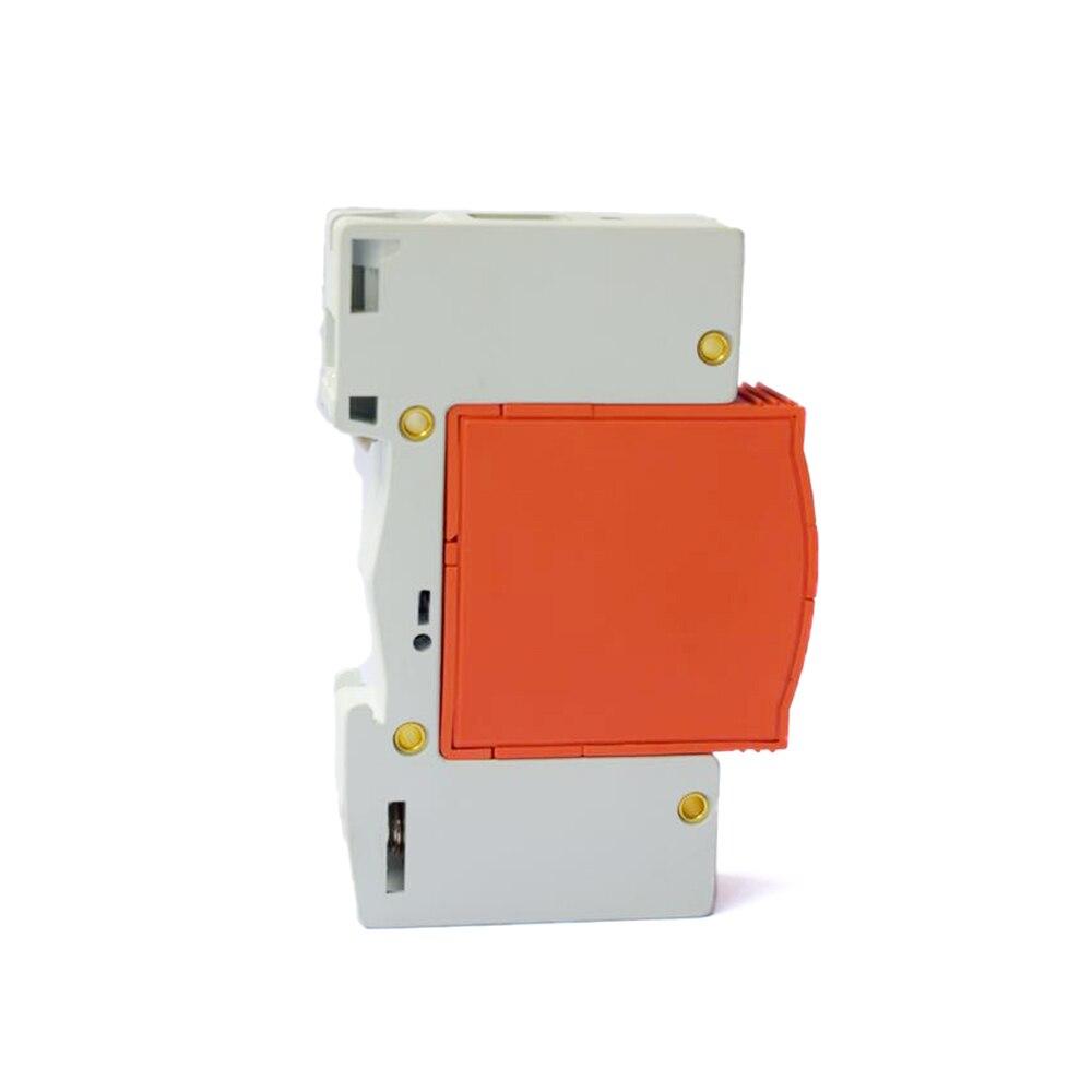 Hot sale C20-1P 10KA~20KA ~275V AC SPD House Surge Protector Protective Low-voltage Arrester Device Lightning protection