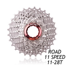 цены ZTTO Road Bike Bicycle Parts 11S 22S Speed Freewheel Cassette Sprocket 11-28T Compatible for Parts 105 5800 UT 6800 DA 9100