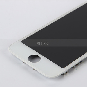 Image 5 - 10 pz/lotto di Vendita Per Il Iphone 5 5s 5c 5g Display LCD Con Touch Screen Digitizer Assembly Rimontaggio di Alta Clone pantalla Trasporto Libero del DHL