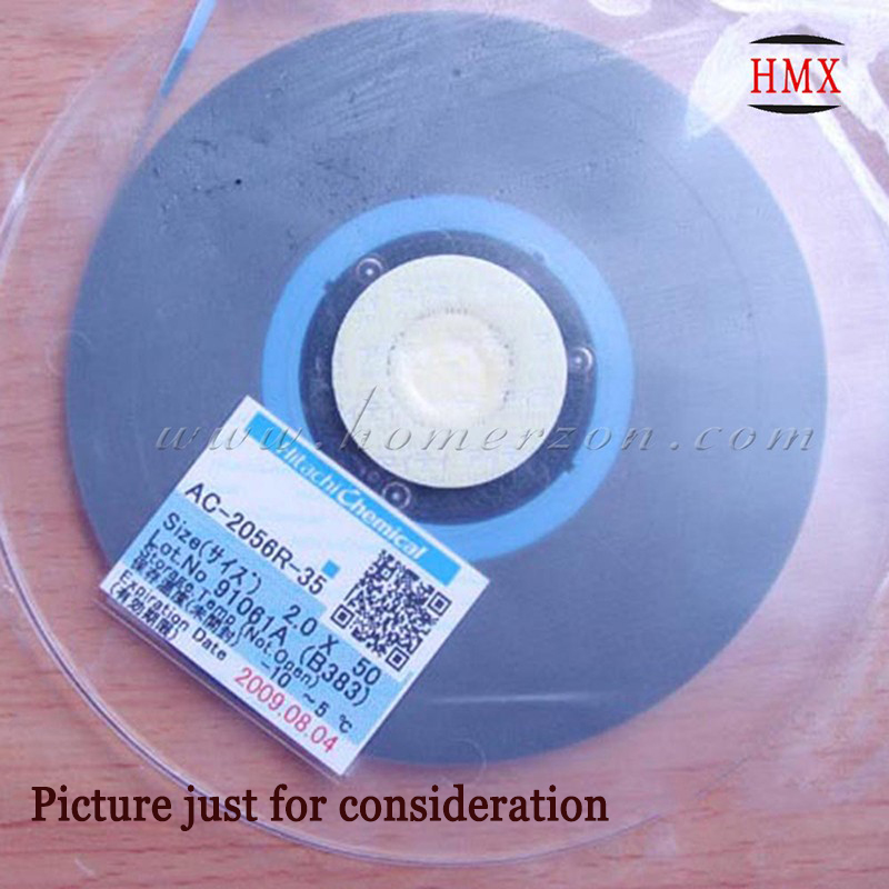 By DHL/EMS/Aramex AC-2056R-35 conductive strip acf anisotropic conduction film adhesive For phone between FPC and PCBBy DHL/EMS/Aramex AC-2056R-35 conductive strip acf anisotropic conduction film adhesive For phone between FPC and PCB