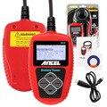 BA101 Ancel 12 V Testador de Bateria de Carro Testador de Capacidade Da Bateria Display Digital com o Japonês Coreano Língua 2000CCA 220AH
