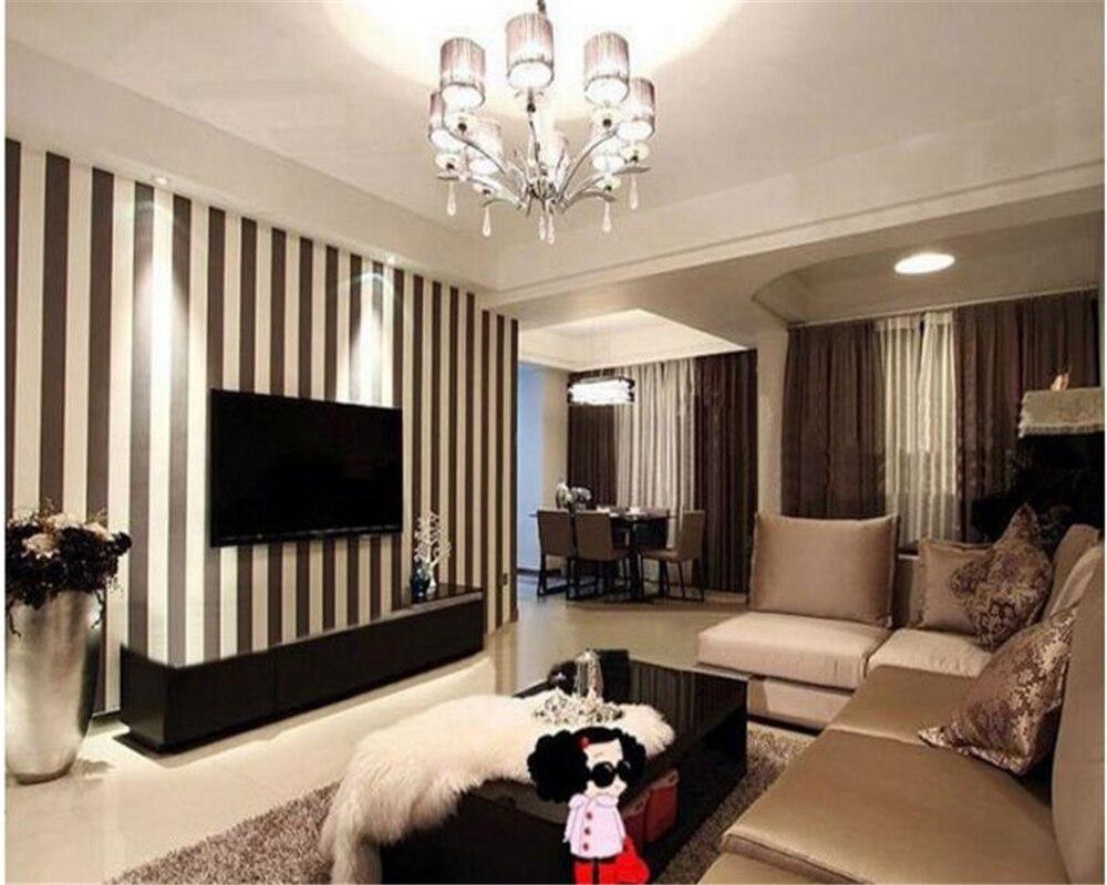 Pareti A Righe Tortora : Parete a righe verticali affordable soggiorno con pareti color