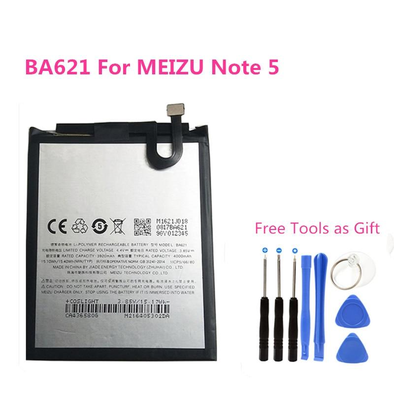 BEST DEAL) BA621 Battery For Meizu Note 5 meilan note5 M5