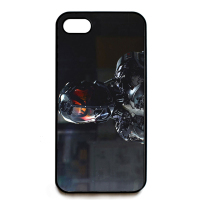 Sci Fi Advancements Armoured Suit Jpg Fashion Cell Phone Case Cover For Iphone 4 4s 5