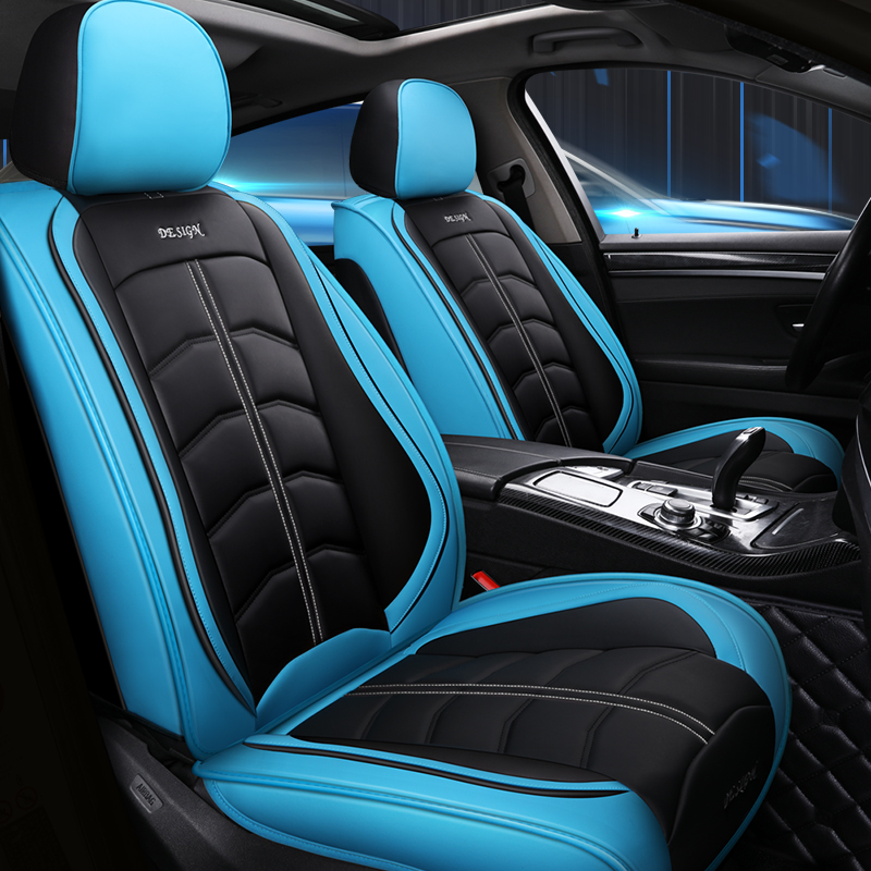 Ultra Luxury Car seat Protection car seat Cover Car Styling Auto Seat Cushion for Most Four