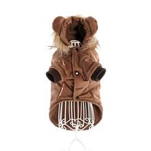 Winter Fleece Jacket for Cats