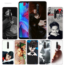 EXO D.O Case for Xiaomi Redmi Note 7 7S K20 Y3 GO S2 6 6A 7A 5 Pro MI Play A1 A2 8 Lite Poco F1 Silicone Luxury Phone Bags Coque(China)