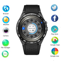 MTK5680 KW88 3 Г Smart Watch Phone Android 5.1 OS wacht 1.39 дюймовый экран Smartwatch поддержка wifi GPS Google MAP pk KH88 D5 X5