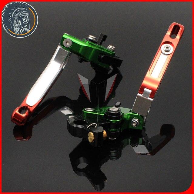 Leviers dembrayage de frein et dembrayage réglables et extensibles pour GILERA GP 800, GP800 de 2007 à 2009, accessoires pour moto