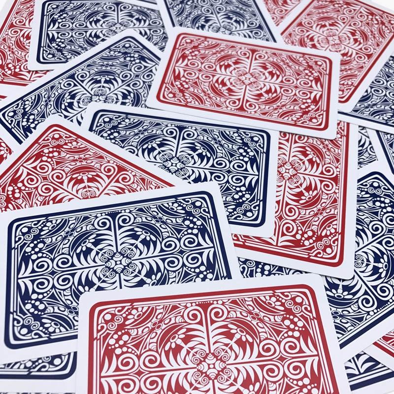 Νέα 2 σετ Μπακαρά Texas Hold'em Πλαστικά - Ψυχαγωγία - Φωτογραφία 6