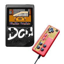 850mAh Battery Vintage Mini Handheld Game Player Built-in 360 Games 3 Inch Colorful Screen Console Gamepad for Gaming Parts