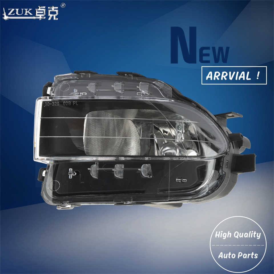 ZUK Front Bumper Fog Lamp Fog Light Driving Light Lamp For LEXUS GS300 GS350 GS430 GS460 GS450H 2006 2007 2008 2009 2010 2011