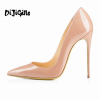 Womens High Heels Hidden Platform Faux Leather Womens Pumps Mary Jane Stilettos Evening Prom Shoes Wholesales