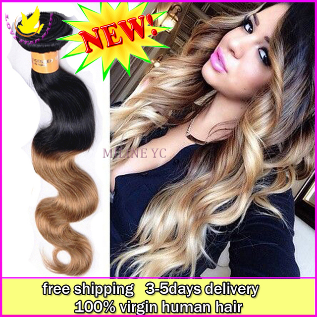 Wholesale Indian 100 Virgin Human Remi Goddess Hair By Mocha Ombre