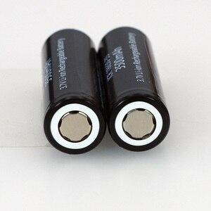 Image 4 - VariCore новый оригинальный ICR 18650 35 3500 мАч перезаряжаемый аккумулятор 3,7 в Высокая емкость для фонариков