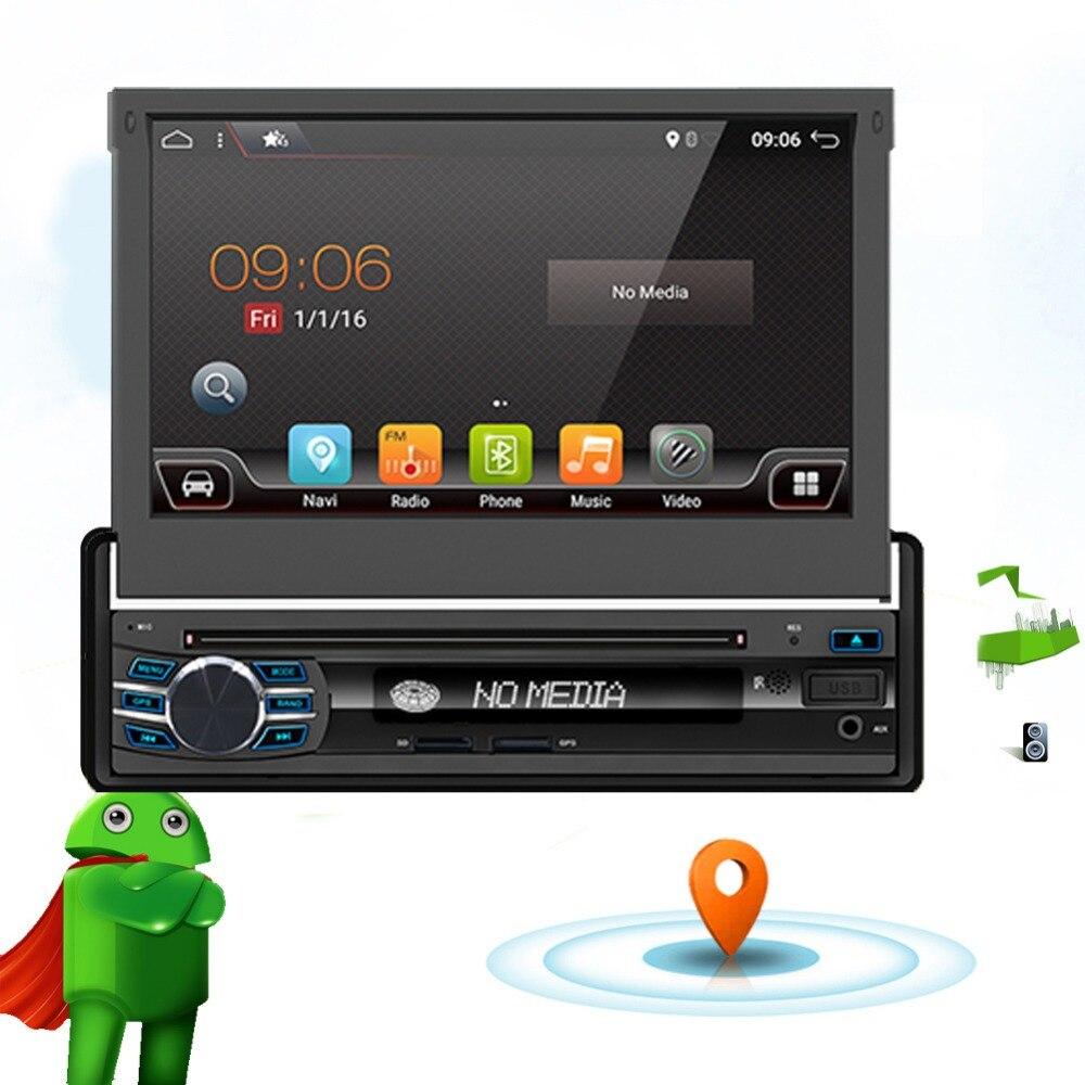 1 Din автомобильный DVD gps навигационный плеер для старых моделей автомобилей радио музыка Bluetooth SD USB для авто радио Бесплатная камера заднего в