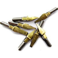 7 pieces for a lot C Series English Calligraphy Script Nibs Gothic Nib for Dip Pen