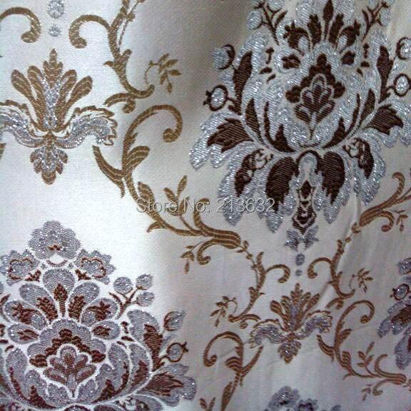 Livraison gratuite rideau rideau de dentelle en gros bureau tissu ...