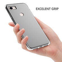 for Google Pixel 2 XL 3 Case Slim Soft Clear TPU Shockproof Protective Silicon Cover 4 3A