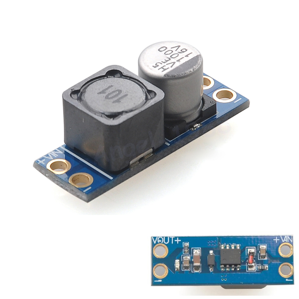 1pcs RTF LC-FILTER (2AMP 2-4S) / L-C Power Filter-2A for Clear Tmage Transmission FPV Ripple Interference Video Signal Filtering