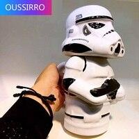 Star Wars Cup Darth Vader White Knight Stormtrooper 3D Human Body Mugs Creative Bottle Coffee Milk Mugs Kids Gift Mass Capacity