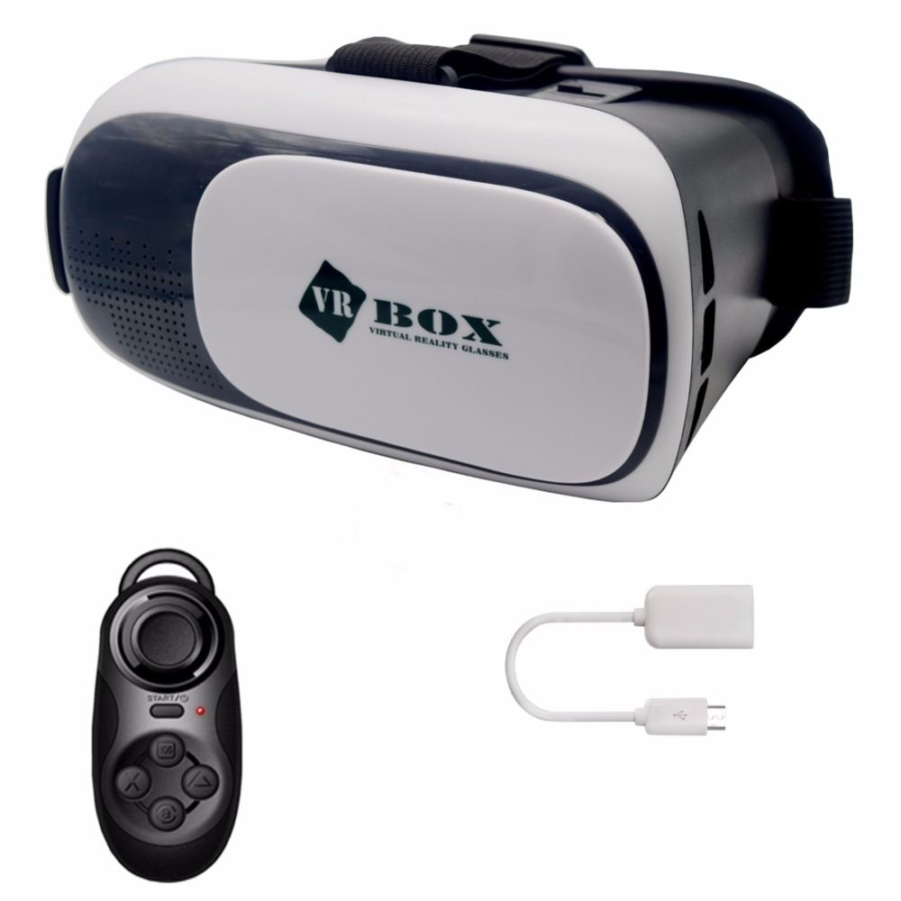 CK 2017 Virtual Reality 3D Glasses VR Box Movies head ...