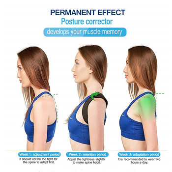 Spine Posture Corrector Protection Back Shoulder Pain Relief 2
