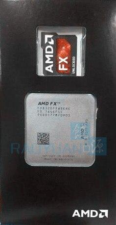Nouveau AMD FX-Série FX-8320 FX8320 FX 8320 3.5 GHz Huit-Core CPU Processeur FD8320FRW8KHK Socket AM3 +