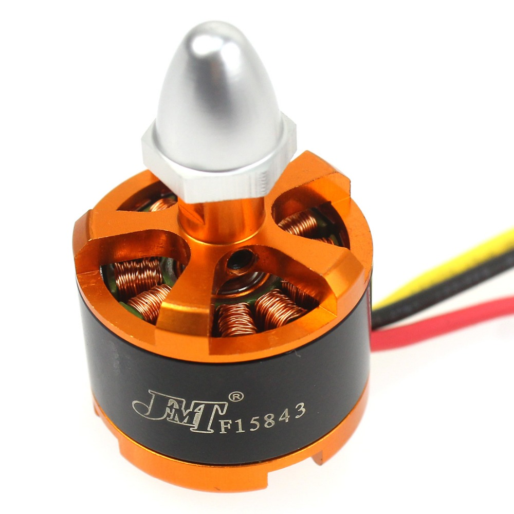 920KV CW CCW Brushless Motor for DIY 3-4S Lipo RC Quadcopter F330 F450 F550 Cheerson CX-20 Drone F15843/4 original emax rs1104 5250kv brushless motor t2345 tri blades propellers cw ccw props for 130 rc brushless racer drone q20400