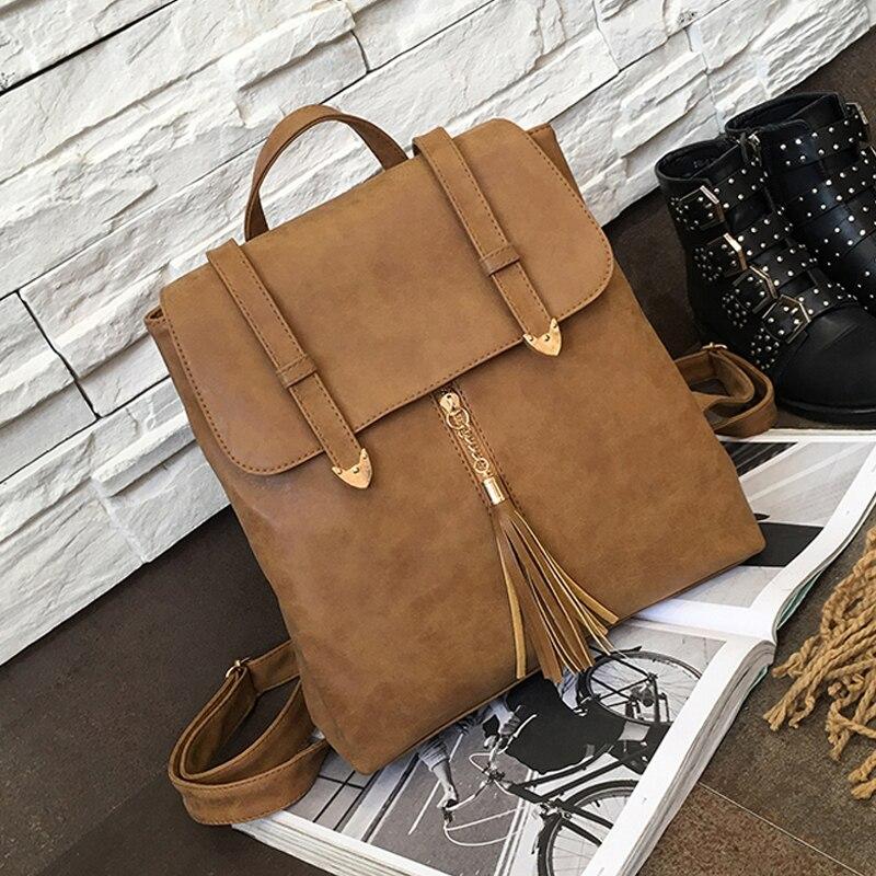 famosa mulheres backpack school bolsas Tipo : Preppy Estilo