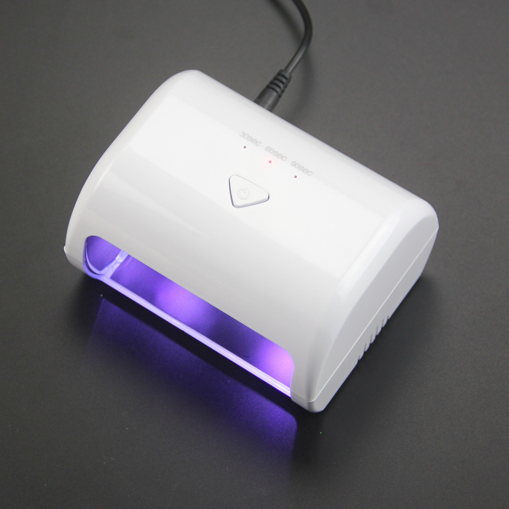 Gel Curing Uv Lamp 9w Led Nail Uv Lamp Gel Nail Polish Dryer Led Drying