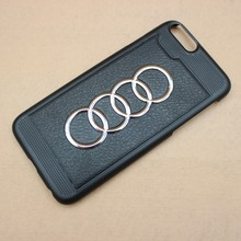Hard Case with Audi Logo for iPhone 6, 6S