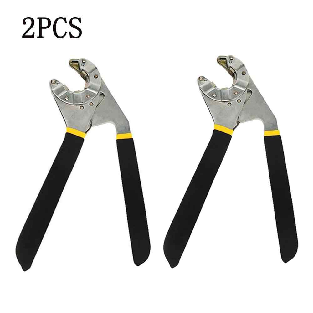 Hexagon Hex Wrench Black Adjustable Grip Pliers Spanner Tool Universal Wrench Household Machine Multifunction Repair @15