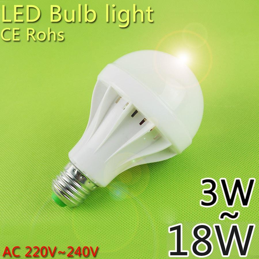 Ball Bulb 3w 5w 7w 9w Led E27 Led Lamp Lights Led Bulb Led Ball Bulb Cold Whitewarm White ...