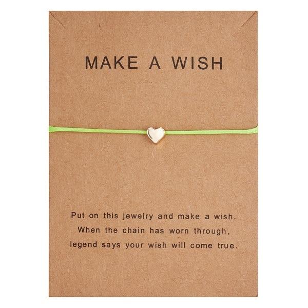 10*7,5 см Загадай перец узкое платье тканые регулируемый браслет Модные украшения подарок для Для женщин, Для мужчин, для детей - Окраска металла: BR18Y0164-5