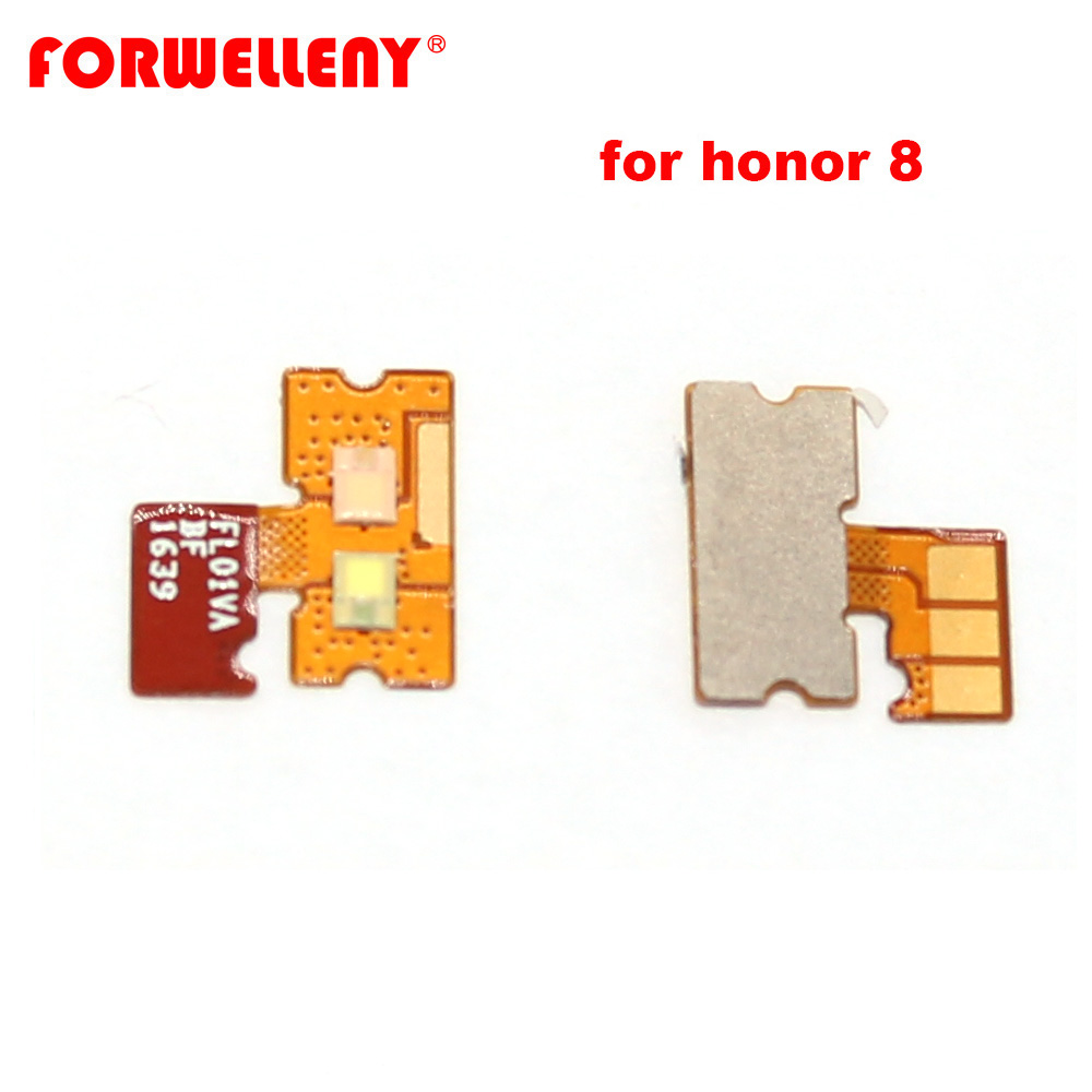 For Huawei Honor 8 Honor8  Rear Back Camera Flash Light Flex Cable Ribbon Replacement FRD-L09 FRD-L19 FRD-L14 FRD-AL00