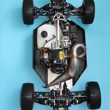 1/5 rc автомобиль газ мощный хороший выхлопной трубы из нержавеющей стали для Losi 5ive-T Rovan LT